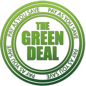 Green Deal Stamp
