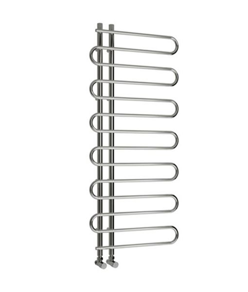 Picture of JESI 500mm Wide 1000mm High Chrome Designer Towel Radiator