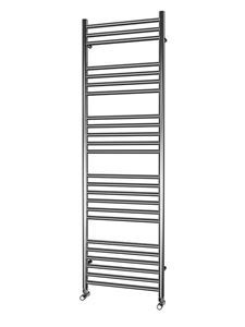 Picture of 500mm Wide 1600mm High FLAT Stainless Steel Towel Radiator