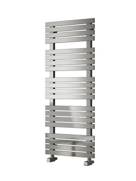 Picture of SIENNA 500mm Wide 1690mm High Stainless Steel Towel Radiator