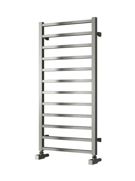 Picture of ARDEN-P 500mm Wide 500mm High Stainless Steel Towel Radiator