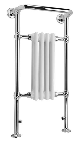 Picture of FIORA 479mm Wide 952mm High Traditional Column Radiator