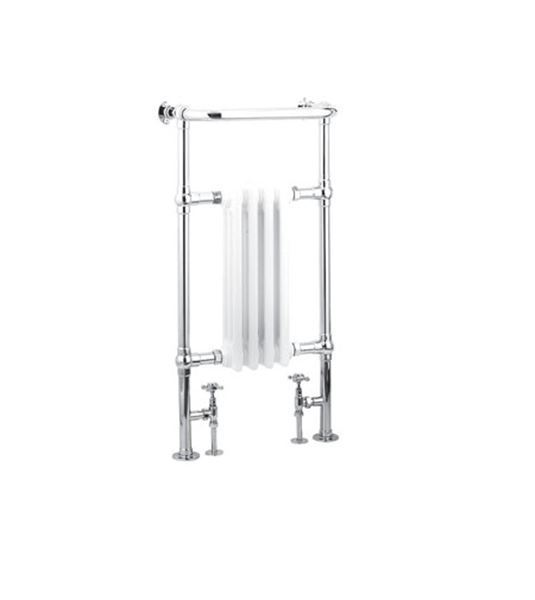 Picture of ALICIA 495mm Wide 960mm High Traditional Column Radiator