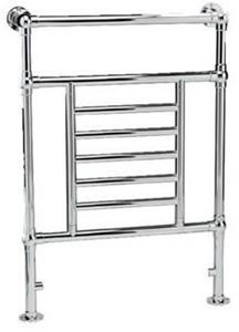 Picture of LORENO 675mm Wide 960mm High Traditional Towel Radiator