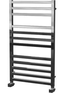 Picture of 500/800mm Square Tube Stainless Steel Heated Towel Rail