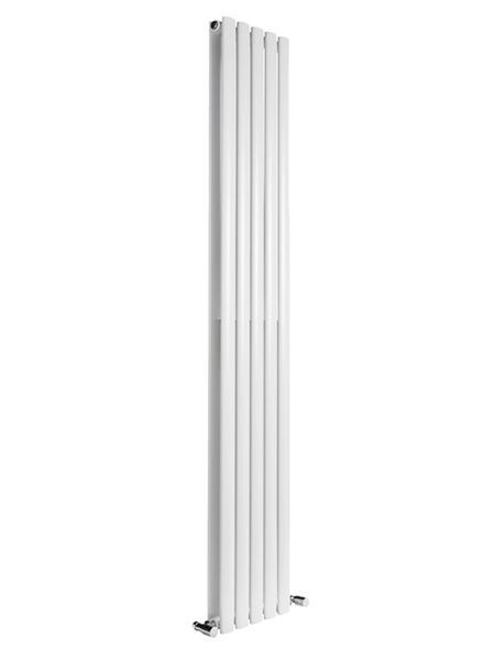Picture of NEVA 295mm Wide 1500mm High White Radiator - Double