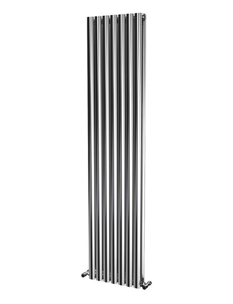 Picture of OLIVER 406/1800 Elliptical Tube Stainless Steel Radiator- Polished Double