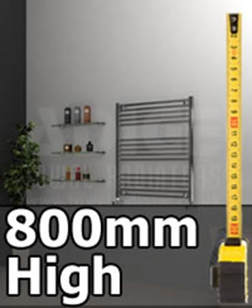 Picture for category 800mm High Designer Towel Radiators & Heated Towel Rails