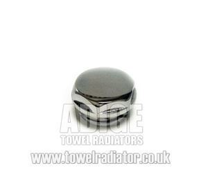 Picture of 1/2 Inch Blanking Plug in Chrome