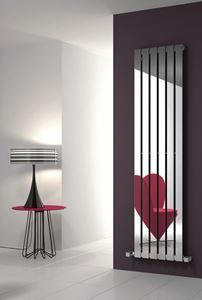 Picture of LAVIAN 435mm Wide 1800mm High Stainless Steel Designer Radiator