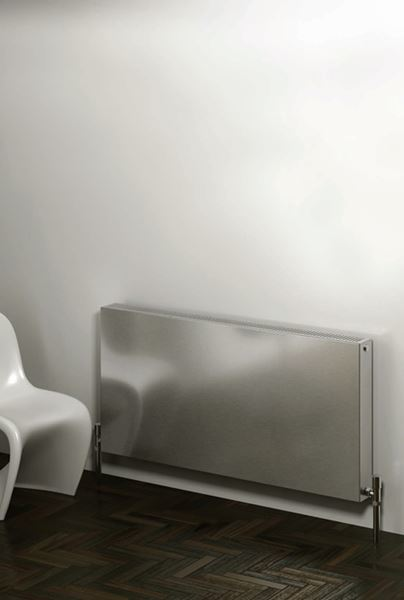 Picture of PANOX 1200mm Wide 600mm High Stainless Steel Column Radiator