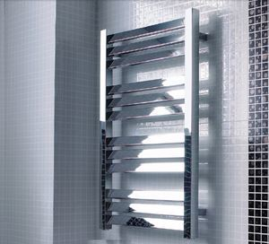 Picture of ARTEX 500mm Wide 900mm High Chrome Flat Designer Towel Radiator
