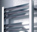 Picture of ARTEX 500mm Wide 900mm High Chrome Flat Designer Towel Radiator