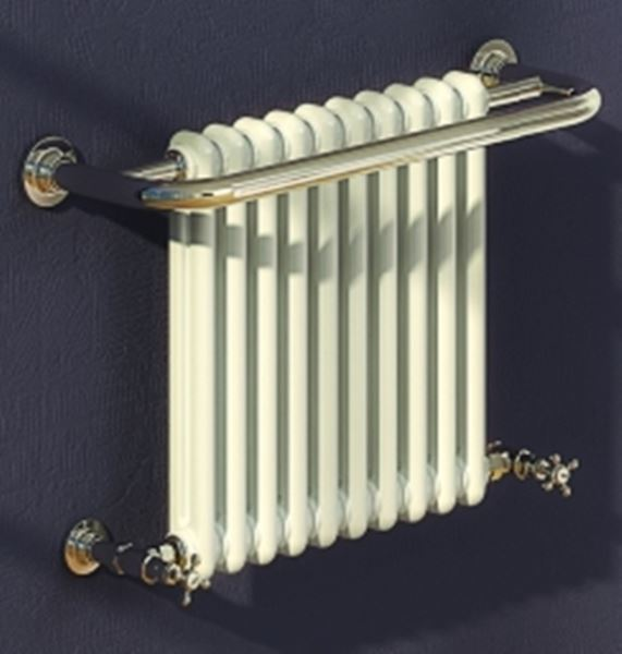 Picture of CAMDEN 625mm Wide 493mm High Traditional Column Radiator
