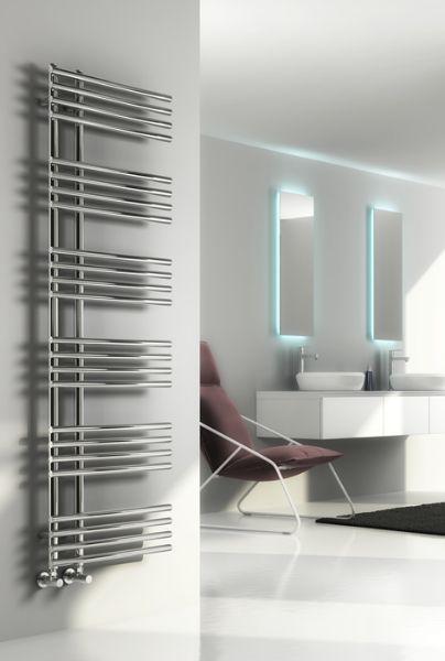 Picture of ELISA 500mm Wide 1000mm High Designer Towel Radiator