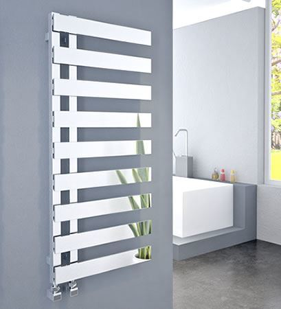 Picture for category DESIGNER Chrome Towel Radiators