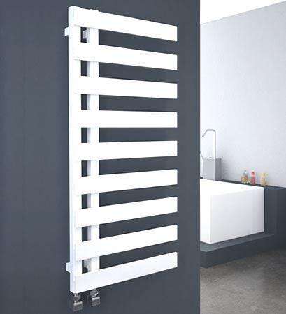 Picture for category DESIGNER White Towel Radiators