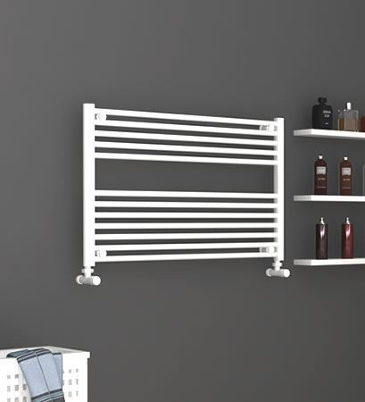 Picture for category White Bathroom Towel Radiators