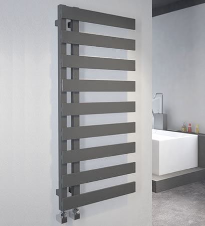 Picture for category DESIGNER Anthracite Towel Radiators