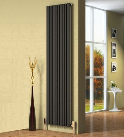 Picture for category Designer Anthracite Radiators