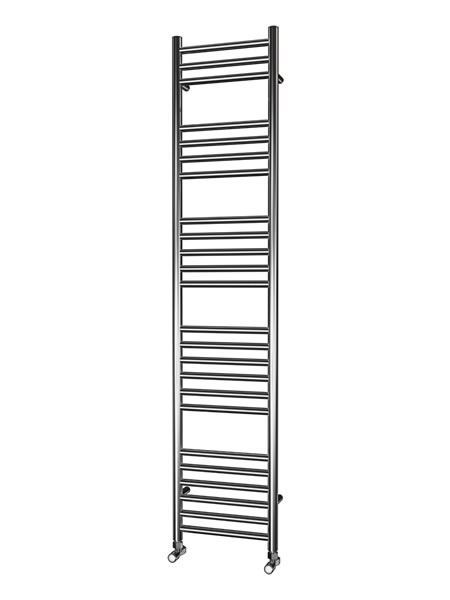Picture of 400mm Wide 1800mm High FLAT Stainless Steel Towel Radiator