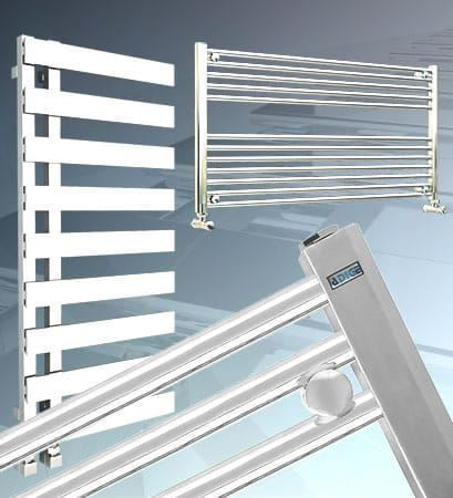 Picture for category Chrome Towel Rails & Radiators