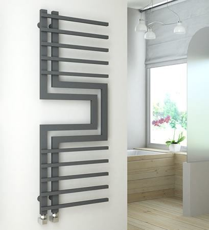 Picture for category Anthracite Towel Rails & Radiators