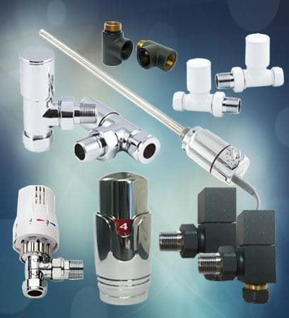 Picture for category Electric Elements, Valves & Accessories