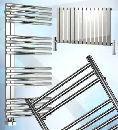 Picture for category Stainless Steel Towel Rails & Radiators