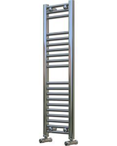 Picture of Chrome Towel Radiator 300mm Wide 1000mm High