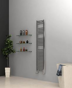 Picture of Chrome Towel Radiator 300mm Wide 1500mm High