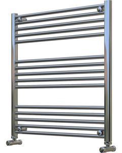 Picture of Chrome Towel Radiator 800mm Wide 800mm High