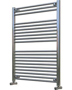 Picture of Chrome Towel Radiator 800mm Wide 1000mm High
