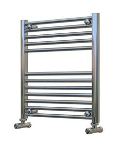 Picture of Chrome Towel Radiator 600mm Wide 600mm High