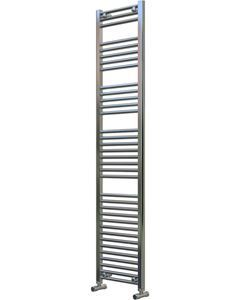 Picture of Chrome Towel Radiator 400mm Wide 1750mm High
