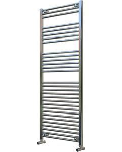 Picture of Chrome Towel Radiator 600mm Wide 1500mm High
