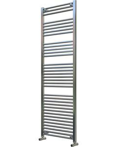 Picture of Chrome Towel Radiator 600mm Wide 1750mm High