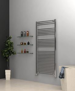 Picture of Chrome Towel Radiator 700mm Wide 1500mm High