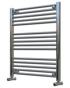 Picture of Chrome Towel Radiator 700mm Wide 750mm High