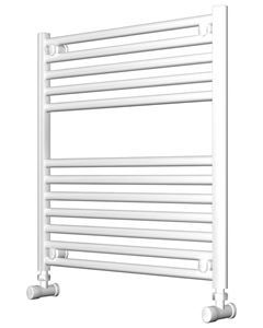 Picture of White Bathroom Towel Rail  600mm Wide 600mm High