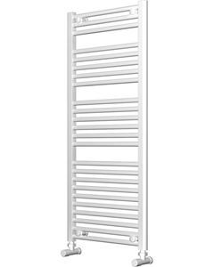 Picture of White Bathroom Towel Rail  500mm Wide 1150mm High