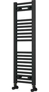 Picture of Anthracite Towel Radiator 300mm Wide 1000mm High