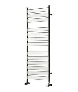 Picture of CARPI 500mm Wide 950mm High Chrome Designer Towel Radiator